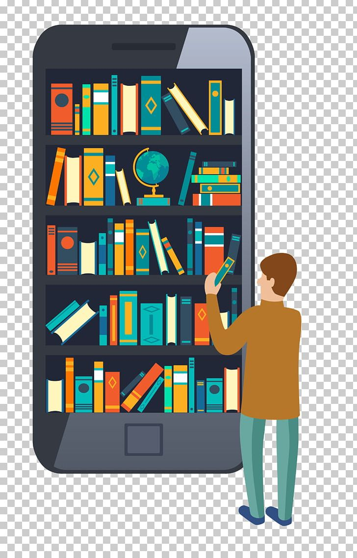 Digital Library Bookmobile PNG, Clipart, Communication.