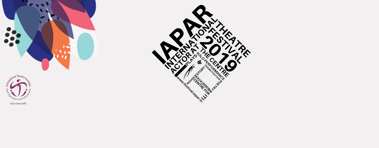 IAPAR International Theatre Festival 2019 English theatre.