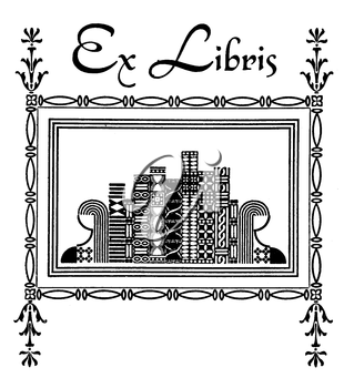 Bookplate clipart images and royalty.
