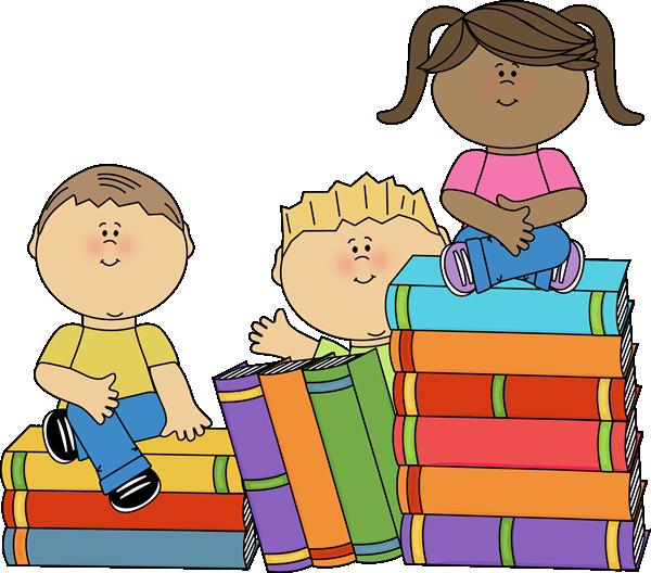 free clipart childrens books #20