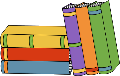 Book Stack Clipart Free Of Books Panda Images Transparent Png.