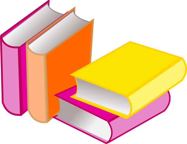 Book Clip Art At Vector Royalty Free Transparent Png.