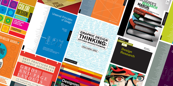 Design books to get you started.