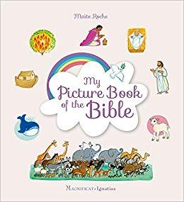 My Picture Book of the Bible: Maïte Roche: 9781621642053: Amazon.com.