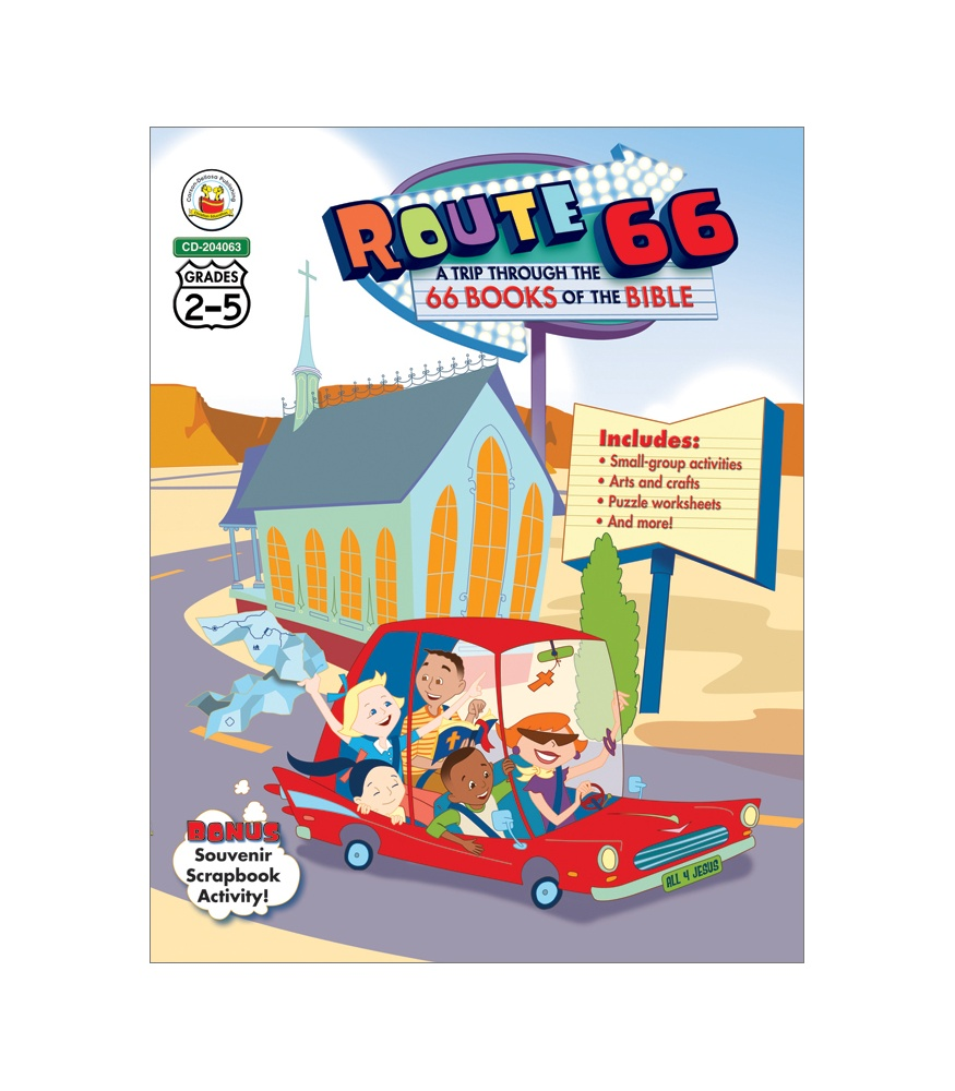 Route 66: A Trip Through The 66 Books Of T #371921.