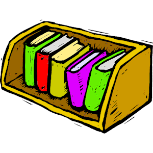 Book shelf clipart cliparts of free download wmf.