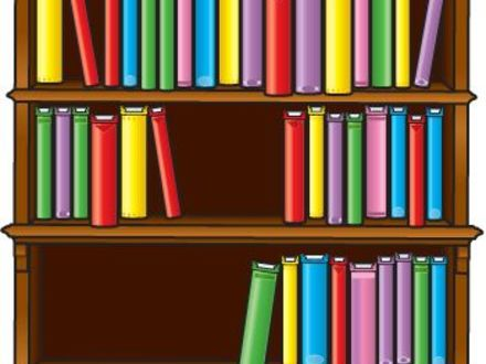 Books on a shelf clipart 3 » Clipart Station.