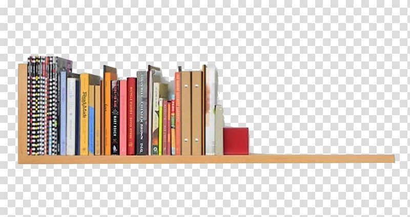 Assorted books illustration, Shelf Bookcase Desk, Book shelf.