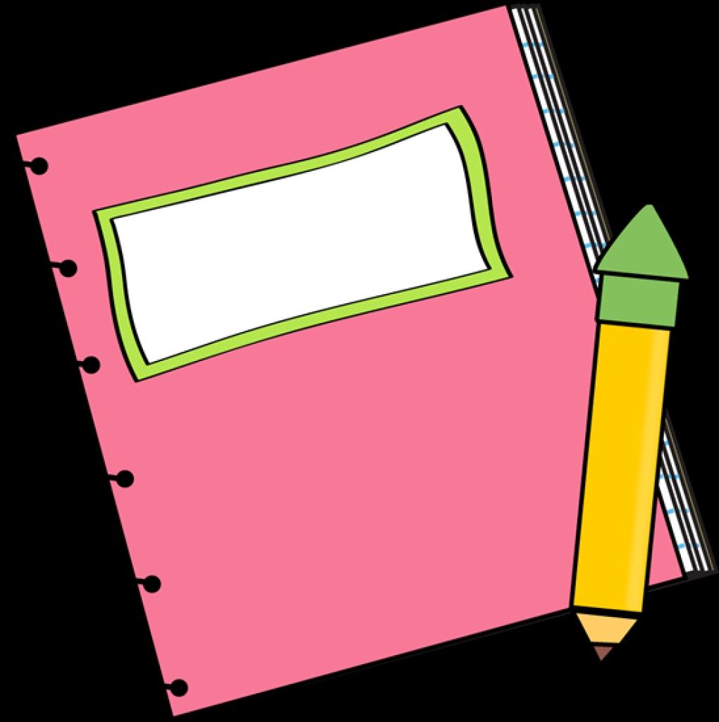Books Pencils Clipart Clipground