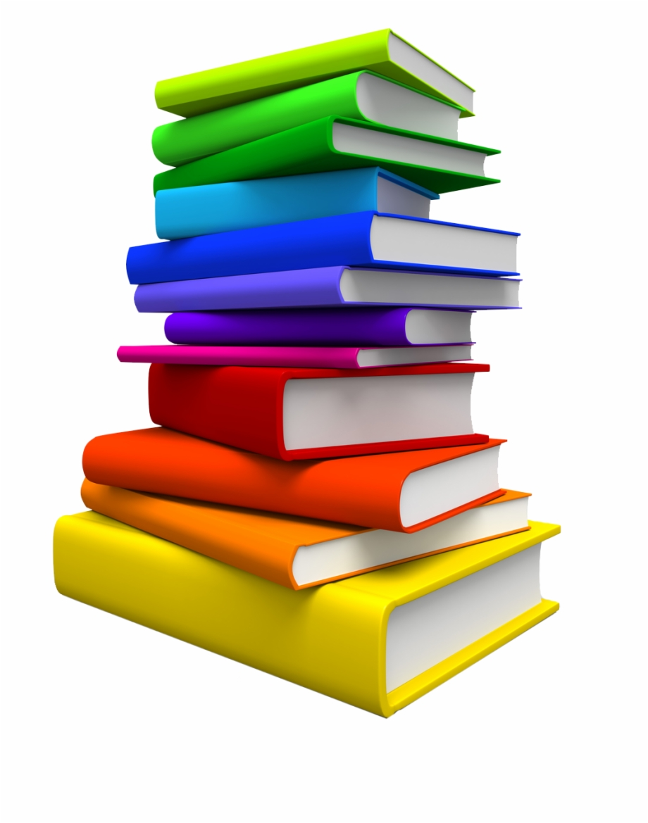Pile Of Books Png, Transparent Png Download For Free #287095.