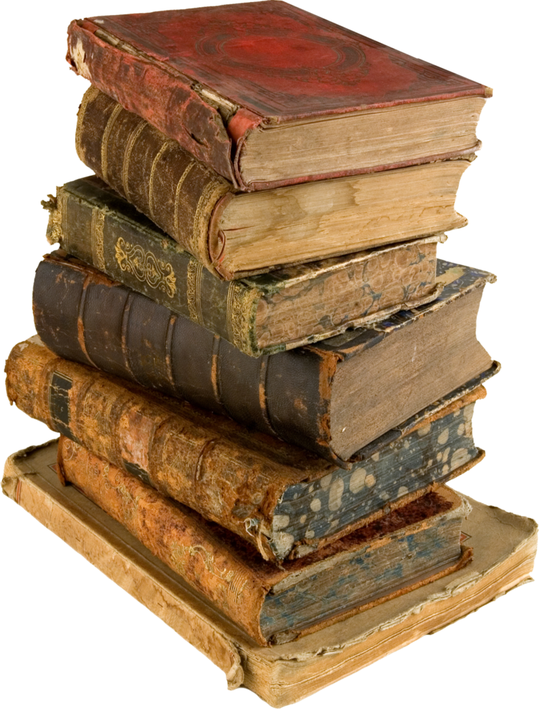 Books PNG Picture.