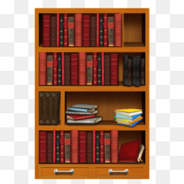Free download Bookshelf Clip art Bookcase Portable Network Graphics.