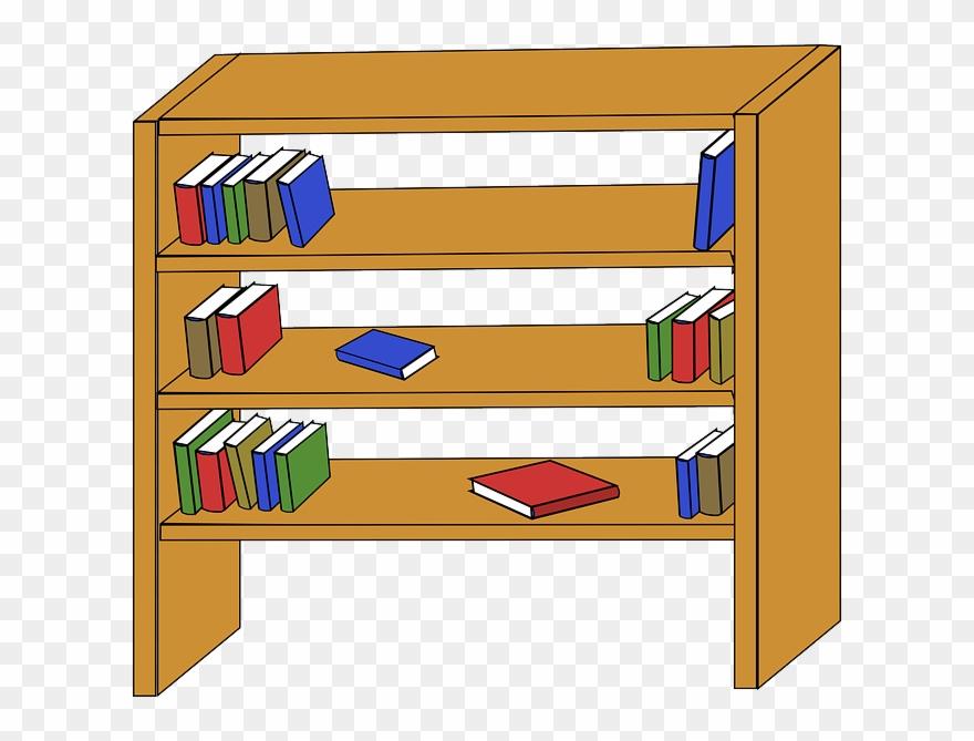 Free Download Bookshelf Clipart Bookshelf Clip Art.
