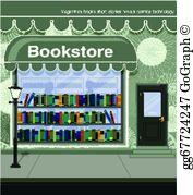 Bookstore Clip Art.
