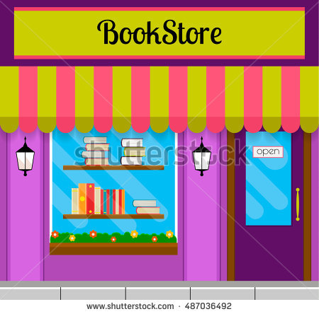 Bookshop clipart 4 » Clipart Station.