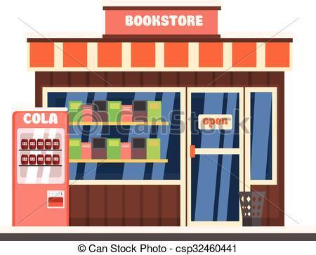 Bookshop clipart 5 » Clipart Portal.