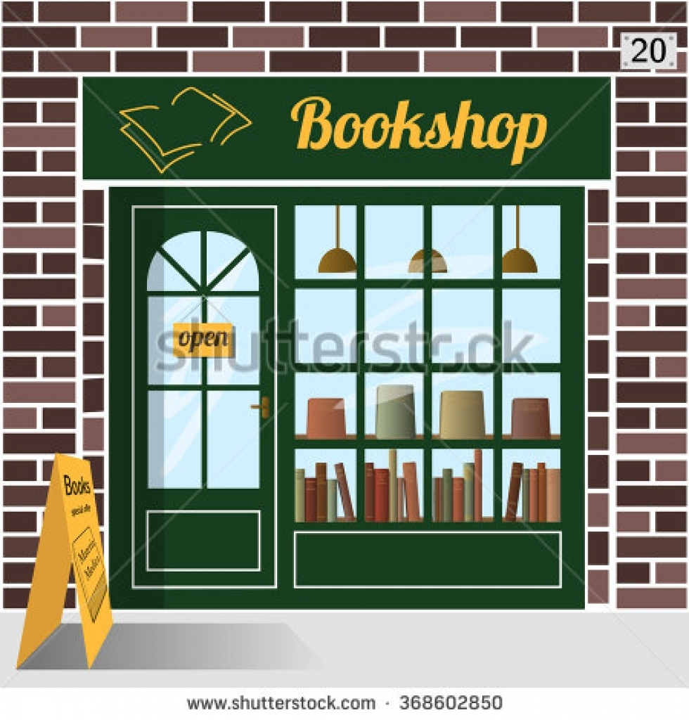 bookshop stock vectors amp vector clip art shutterstock intended.