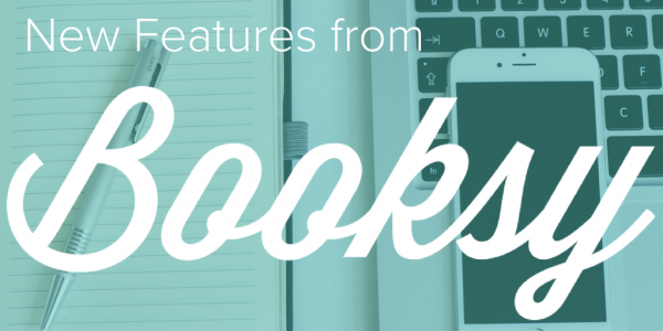 New feature in Booksy.