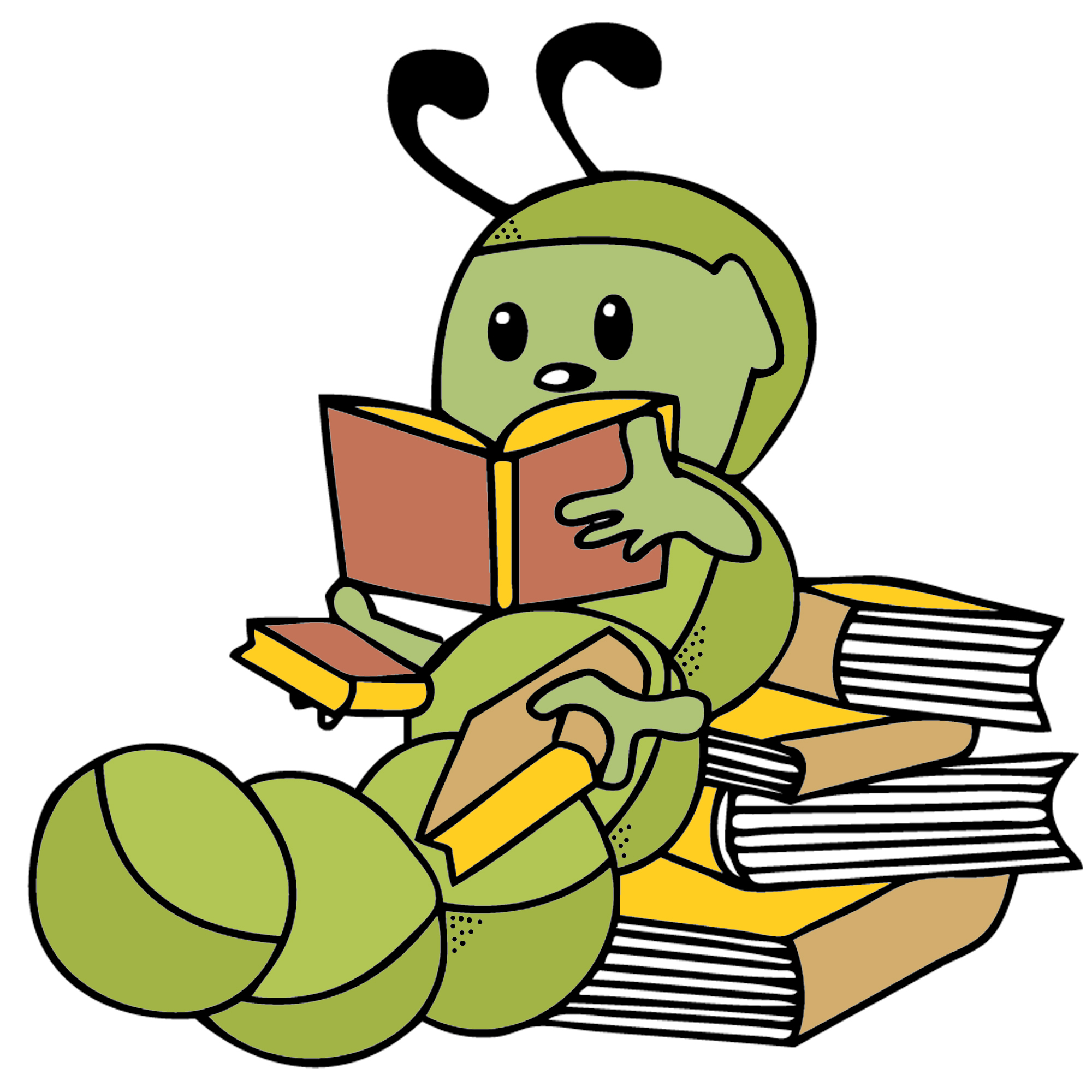 Bookworm clipart 20 free Cliparts | Download images on ...