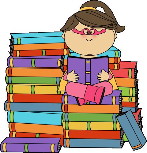 Bookworm Clipart.