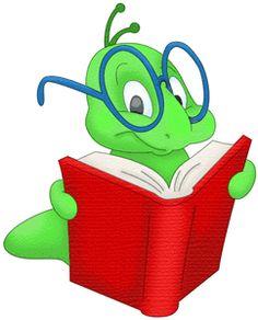 Bookworm Clipart & Bookworm Clip Art Images.