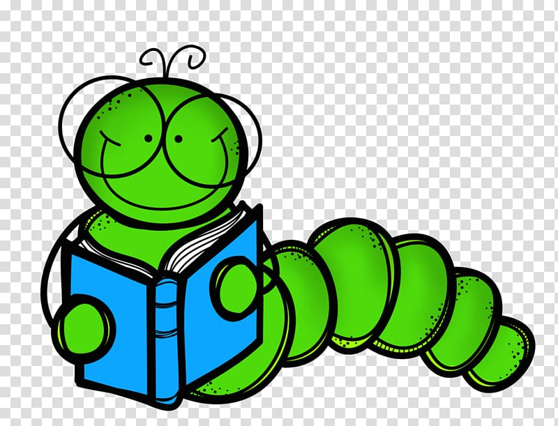 Bookworm illustration, Library Free content Librarian , Cute.