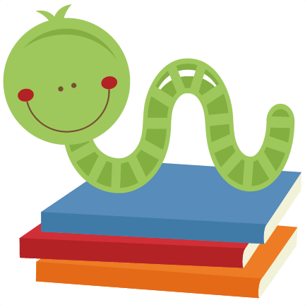 Free Png Bookworm & Free Bookworm.png Transparent Images #4176.