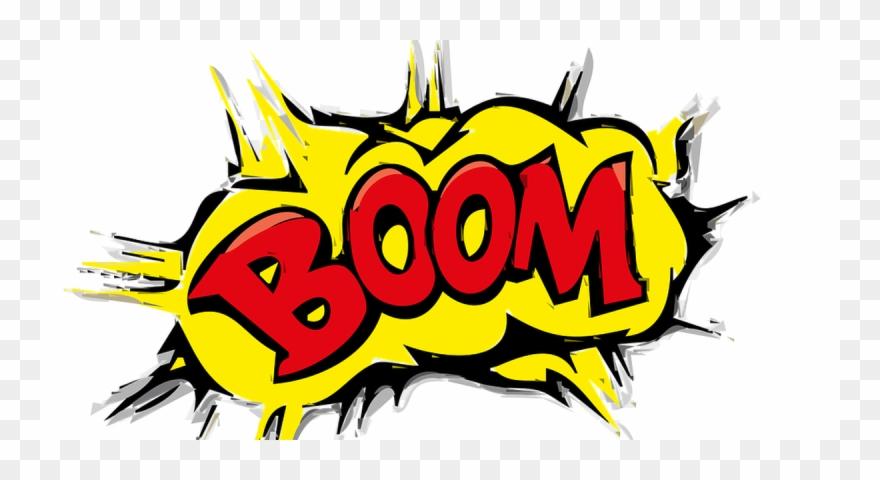 Boom Png Clipart Boom Clip Art.