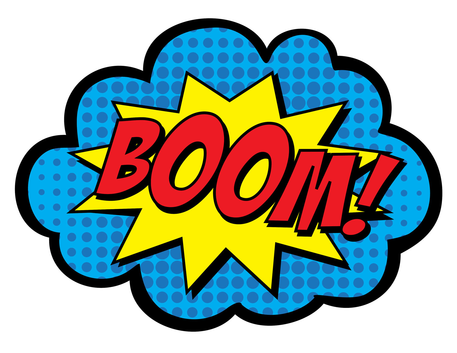 Boom clipart pow, Boom pow Transparent FREE for download on.