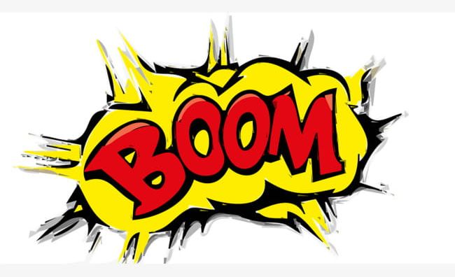 Boom Pattern PNG, Clipart, Boom Clipart, Detonated, Explosion.