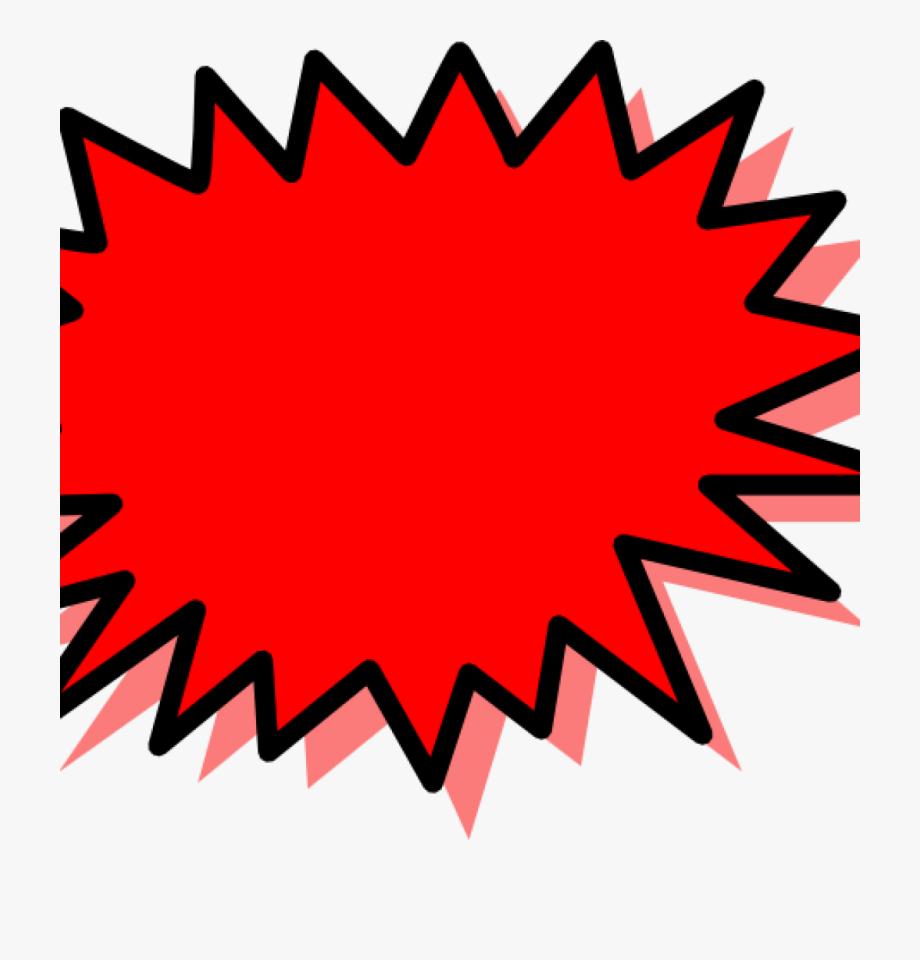 Explosion Clipart Boom.