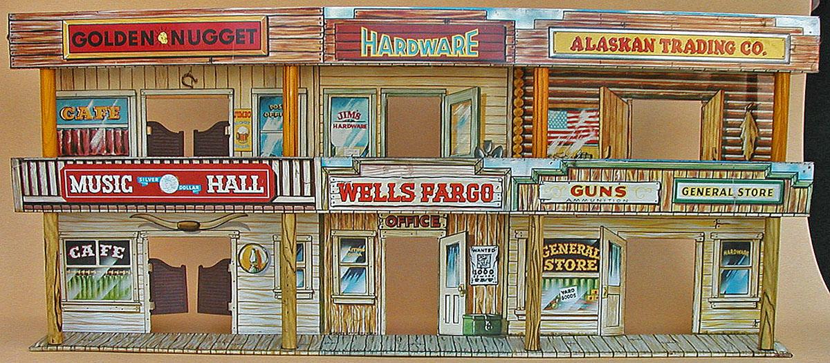 3D Printer Public Wild West News Bar (must be 21) • sketchUcation • 1.
