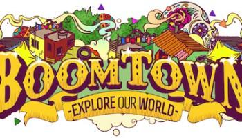 Boomtown 2014: Matterley Bowl Estate, Winchester.