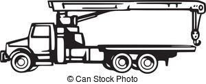Crane truck Vector Clipart EPS Images. 9,224 Crane truck.
