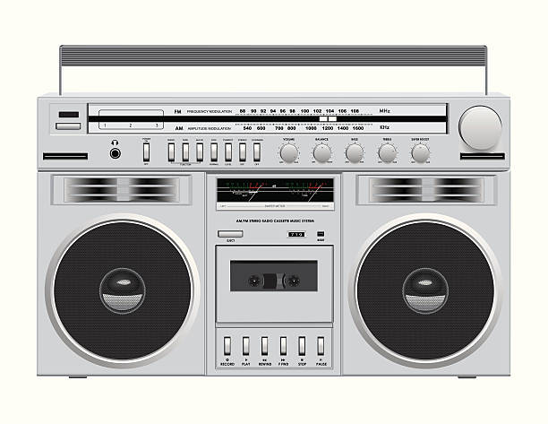 Boombox clipart 5 » Clipart Station.