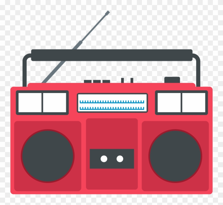 Clip Royalty Free Cassette Clipart Tv Radio.