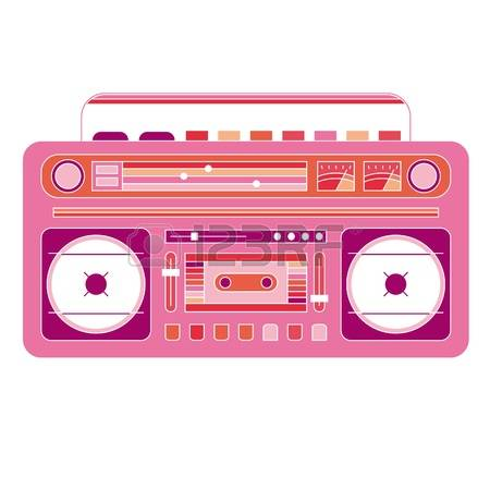 8,110 Boom Box Stock Vector Illustration And Royalty Free Boom Box.