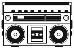 Boombox Stock Illustrations.
