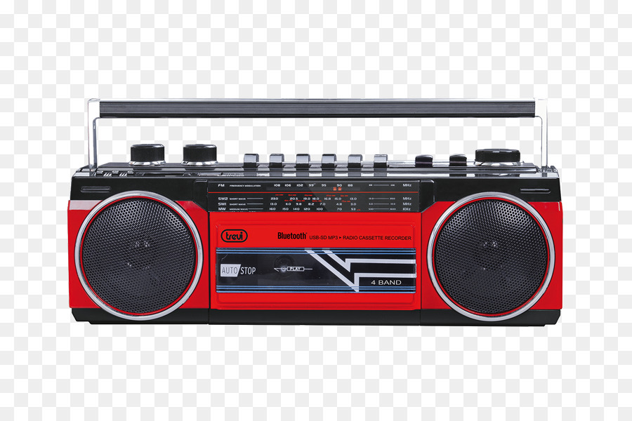 Boombox Technology png download.