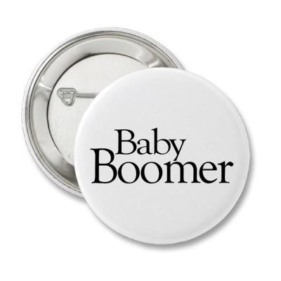 Baby Boomer Retirement Clip Art.