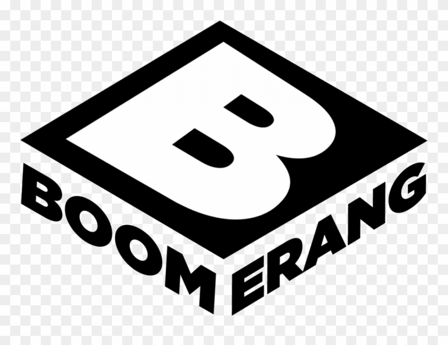 New Boomerang Logo Recreation.