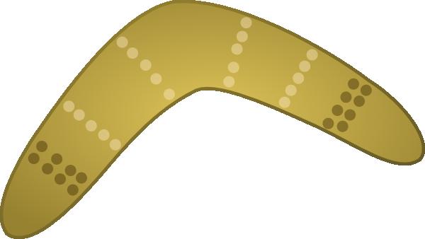 Boomerang Clip Art at Clker.com.