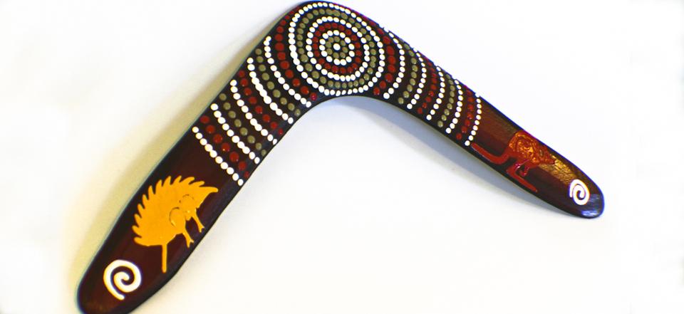 Australian Boomerangs].