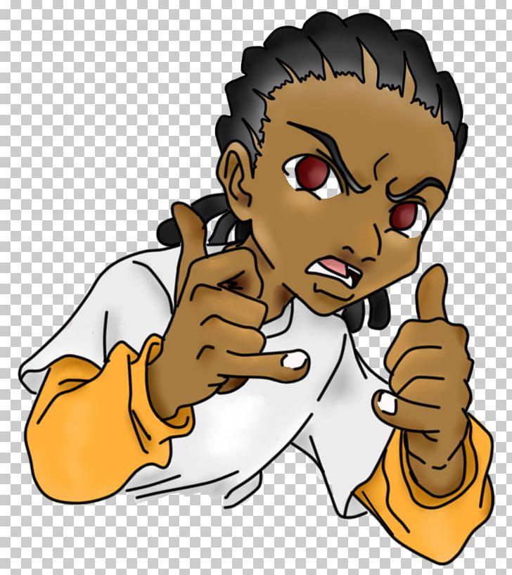 Riley Freeman Huey Freeman The Boondocks PNG, Clipart, Art.