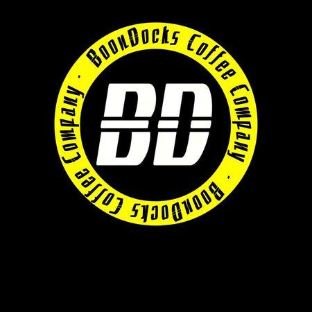 Another Boondocks Coffee Logo.