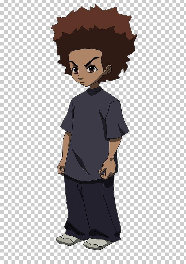 Huey Freeman Riley Freeman Uncle Ruckus Television Character PNG.