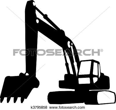 Excavator Clipart and Illustration. 3,917 excavator clip art.
