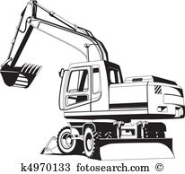 Excavator Clipart and Illustration. 3,917 excavator clip art.