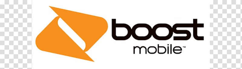 Mobile Phones Boost Mobile Logo LTE Prepay mobile phone.