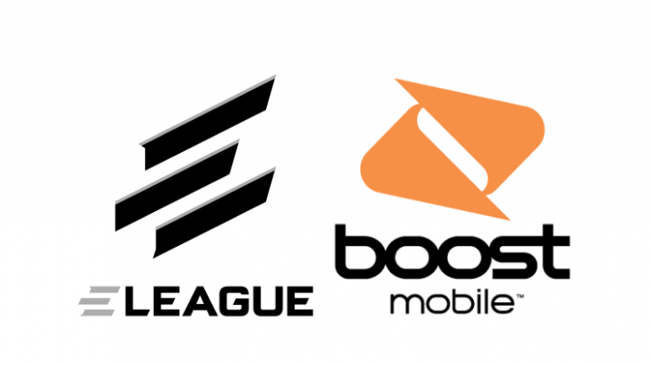 Boost Mobile Logo.